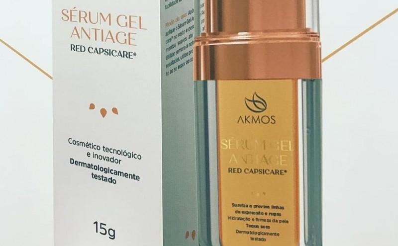 Akmos lança antiage formulado com pimenta biquinho