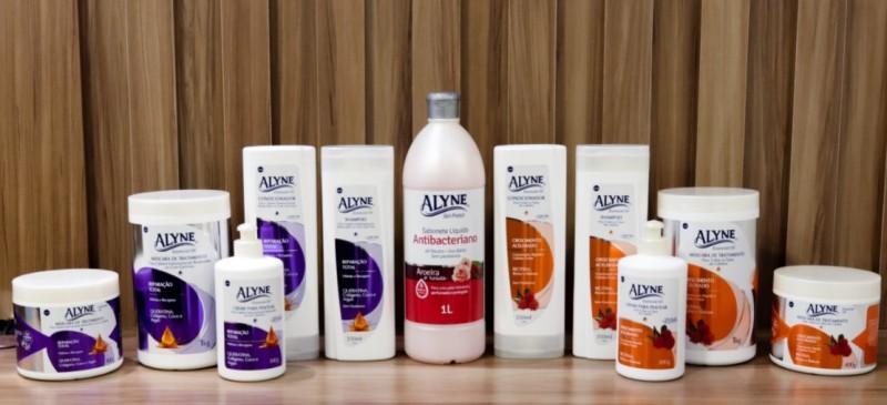 Alyne Cosméticos apresenta três novas linhas de produtos ao mercado!