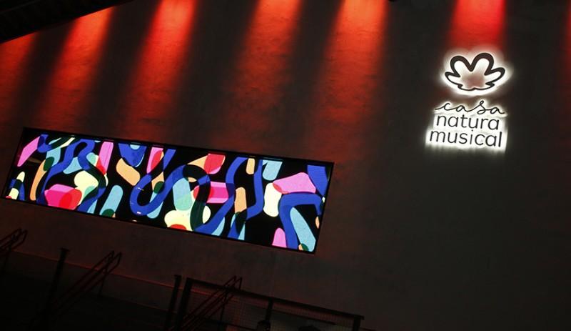 """Artistas se apresentam online na """"sala"""" da Casa Natura Musical"""