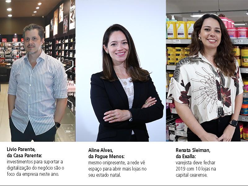 Atualidade Cosmética pelo Brasil - CEARÁ 2: Poucos, mas muito bons