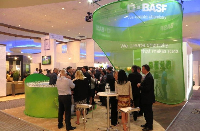 Basf lança dois novos ingredientes para a indústria de fragrâncias
