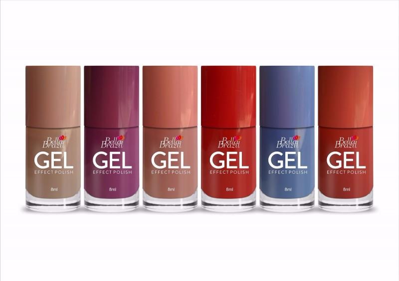 Bella Brazil traz  sugestões de nude com Efeito Gel 4+