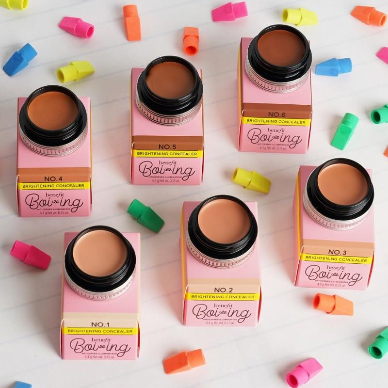 Benefit Cosmetics lança novos tons para sua linha de corretivos