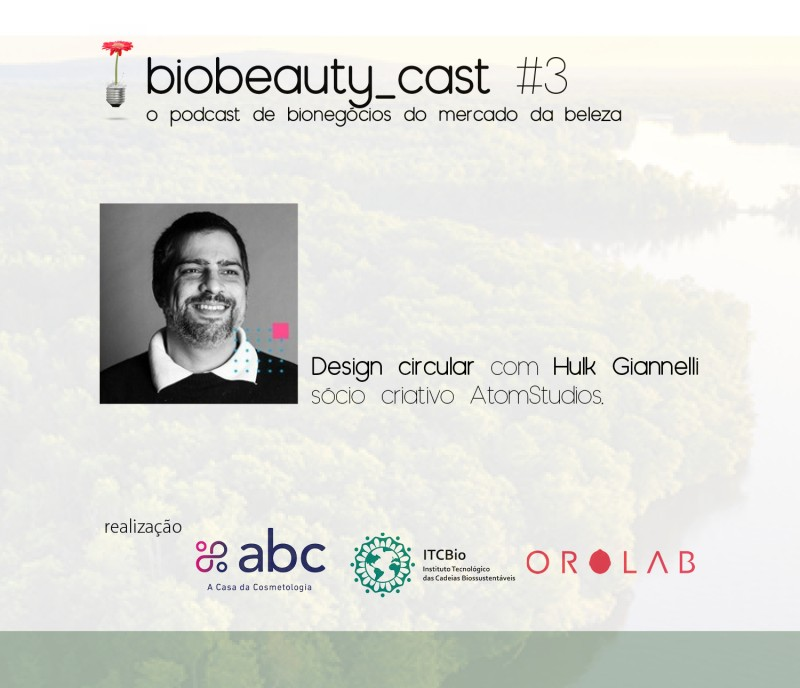 BioBeauty Cast #3 Design circular