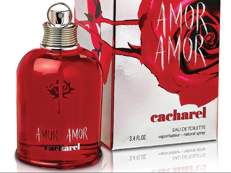 Clássicos da Perfumaria - Amor Amor de Cacharel: Cheiro de paixão