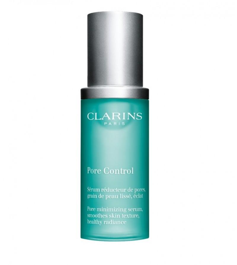 Clarins lança sérum redutor de poros