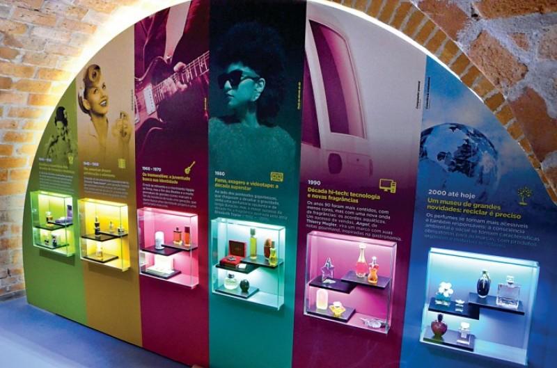 Com apoio da Wheaton, Instituto Grupo Boticário inaugura Museu do Perfume no Catavento Cultural, em São Paulo
