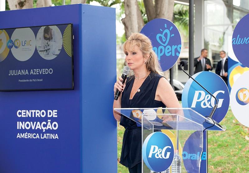 Com novo Centro de Inovação, P&G que estar mais perto das brasileiras