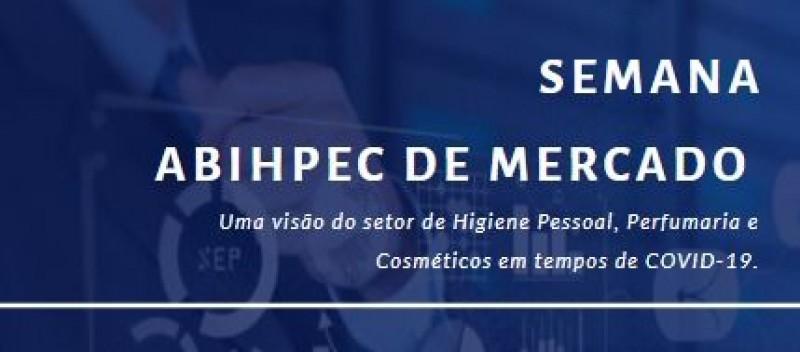 Começa na segunda-feira, 31/8, a Semana ABIHPEC de Mercado