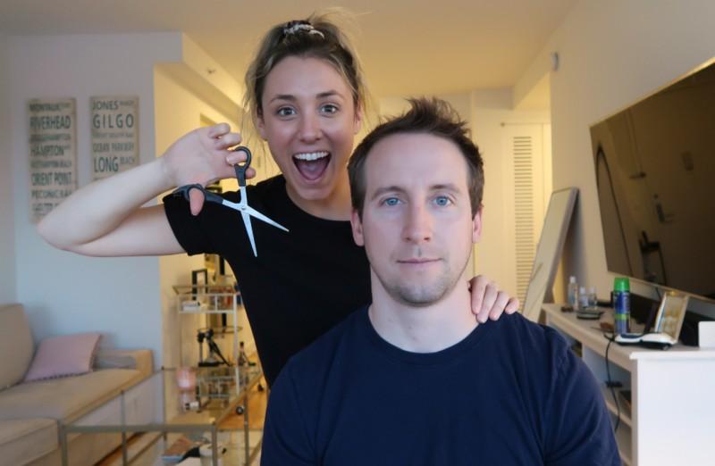 Como o mundo está cortando (ou não) os cabelos?