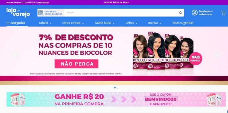 Coty lança Loja do Varejo, plataforma online de vendas para pequenos lojistas