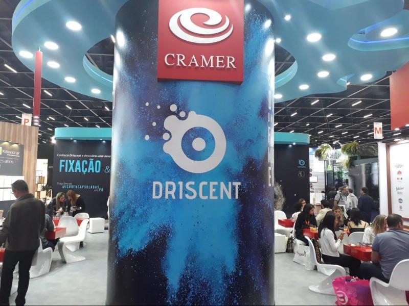 Cramer lança tecnologia exclusiva Driscent na FCE Cosmetique