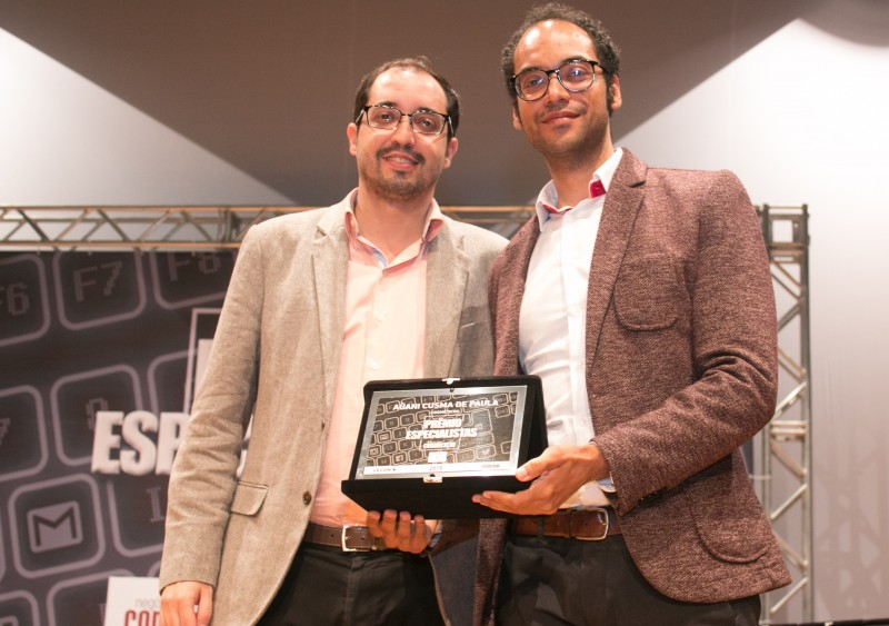 Editor e publisher da Cusman, Aûani Cusma de Paula é um dos vencedores do Prêmio Especialistas