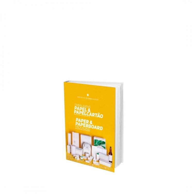 Embalagens de Papel e Papelcartão é o novo livro do Instituto de Embalagens.