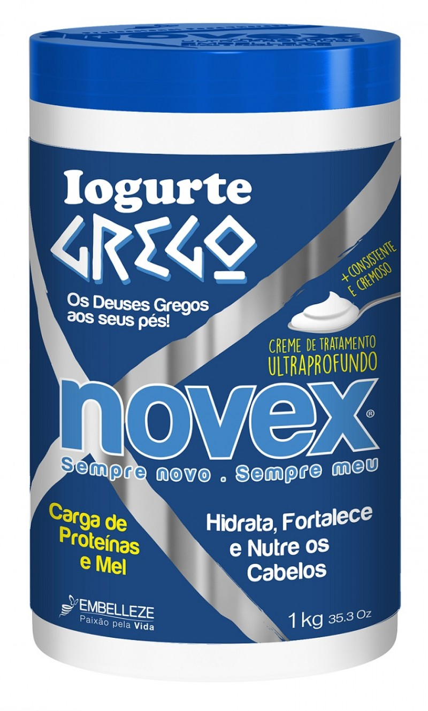 Embelleze lança Novex Iogurte Grego