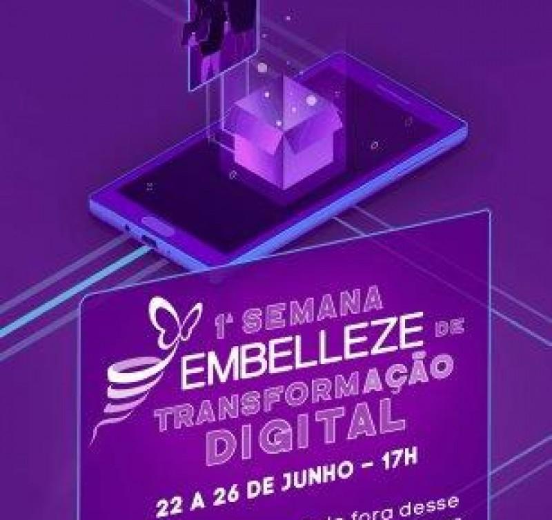 Embelleze realiza semana de treinamento digital para parceiros do varejo