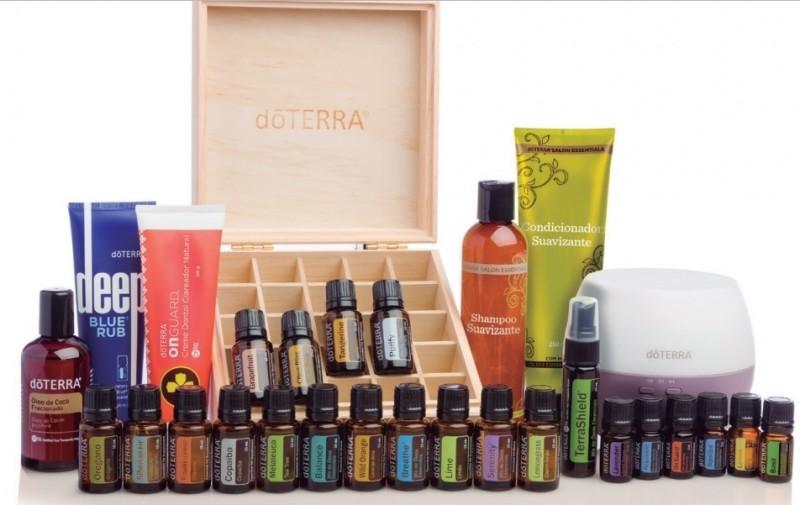 Empresa de venda direta de óleos essenciais e cosméticos doTERRA chega ao Brasil
