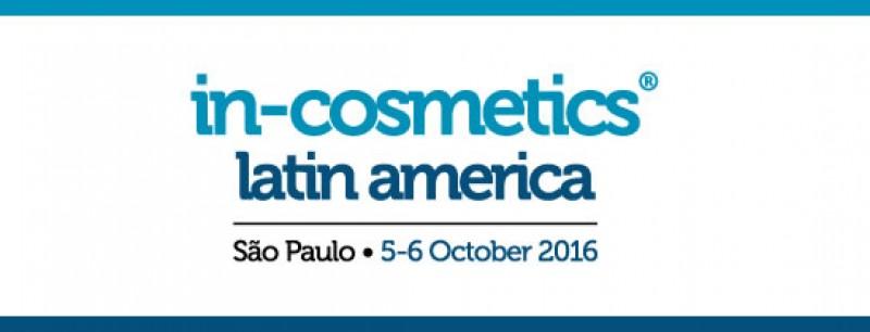 Faça aqui o seu credenciamento para a in-cosmetics 2016