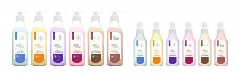 Água de Cheiro apresenta novas embalagens para linha Meu Bem Estar