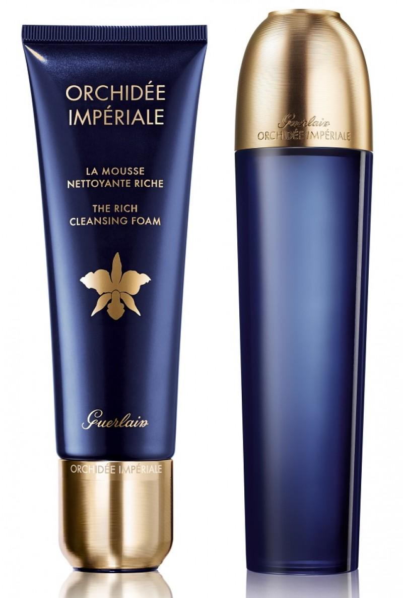 Guerlain lança dois novos produtos através de sua marca de skincare