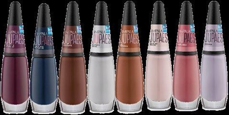 Impala lança nova coleção de esmaltes Juliana Paes