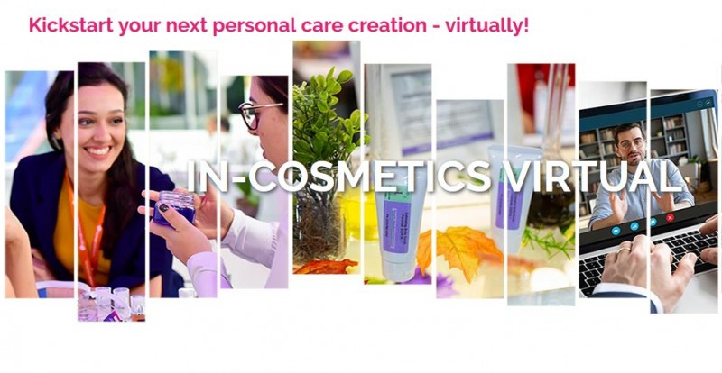 in-cosmetics apresenta sua feira virtual