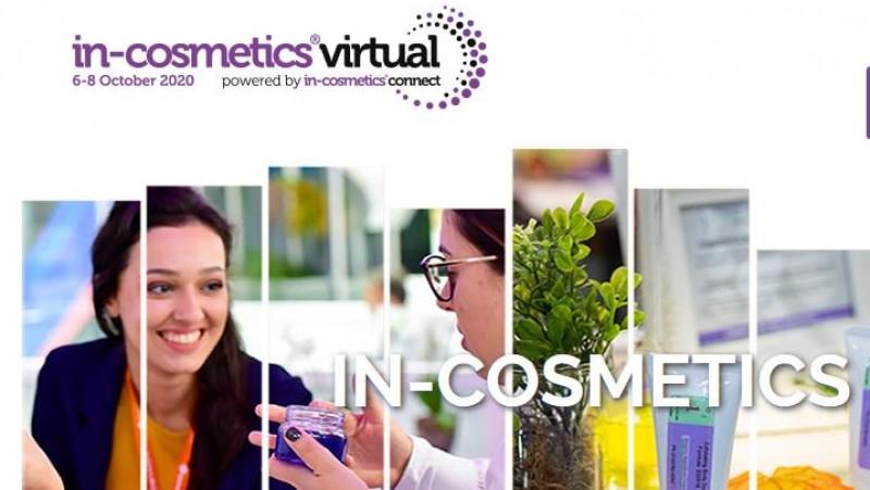 In-cosmetics Virtual começa hoje