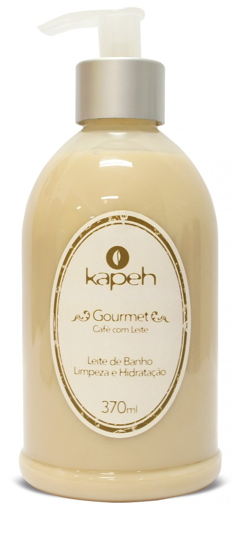 Kapeh lança linha de banho com base no café e leite