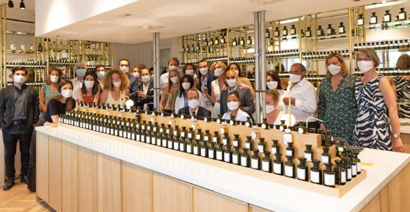 L´Appartement Etoile, o novo hub de perfumaria fina da Symrise em Paris