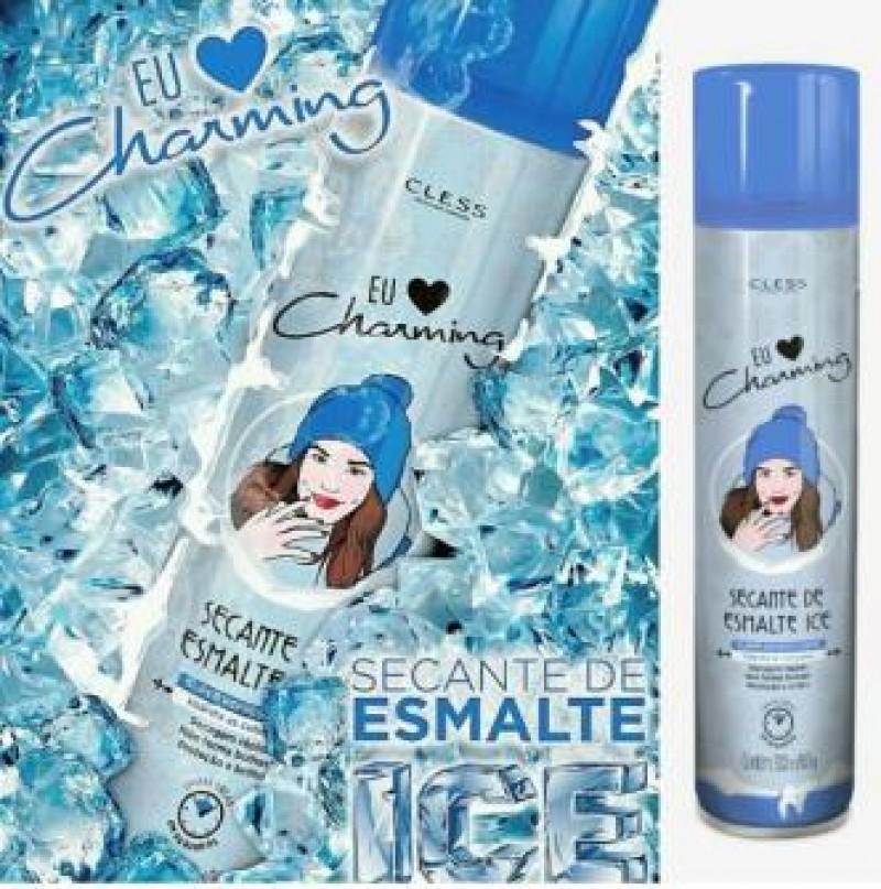 Lançamento: Spray Secante Ice