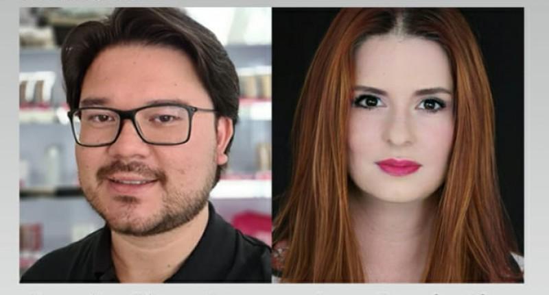 Leandro Okamoto e Anna Carminati, da LACRE 21, conversam com Atualidade Cosmética hoje, às 17h
