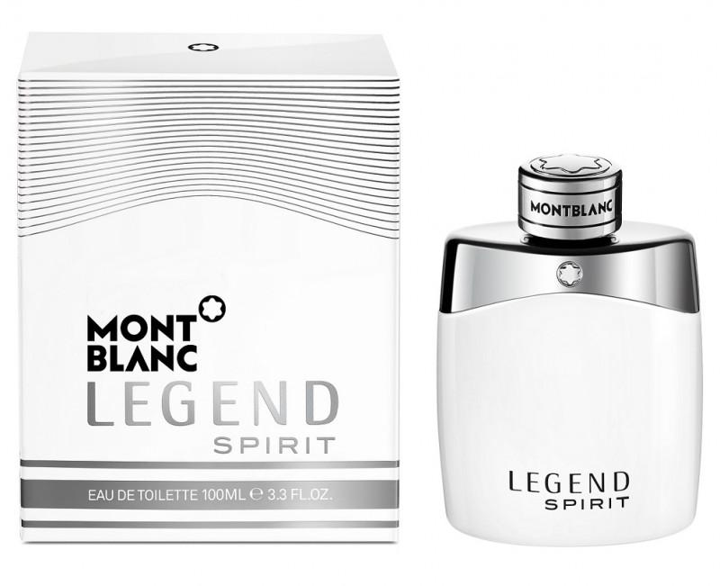 Legend Spirit: a nova fragrância masculina de Montblanc