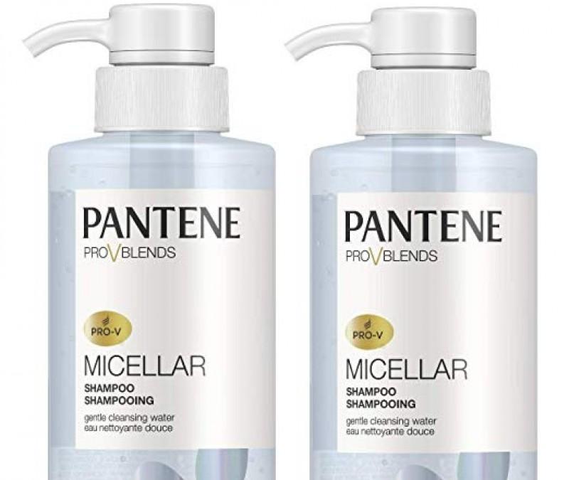Linha premium de Pantene Micelar chega ao Brasil