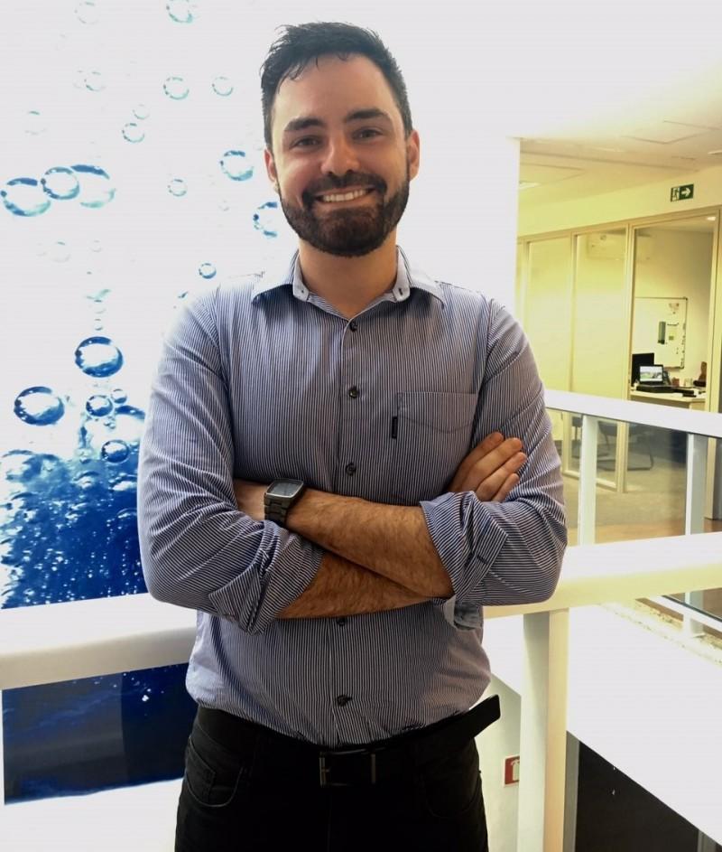 Lubrizol tem novo gerente de Vendas para o mercado de higiene e beleza