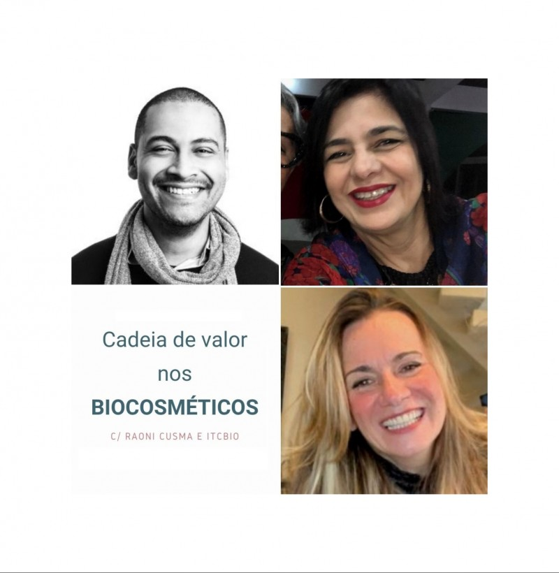 Maratona - Conceito de marca live #1 Cadeia de valor em biocosmeticos com Claudia Lima e Elizabeth Auricchio