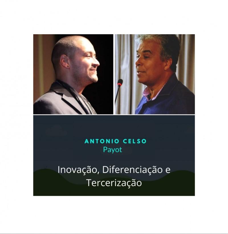 Maratona - conceito de marca live # 10 Inovação, terceirização e diferencial com Antônio Celso