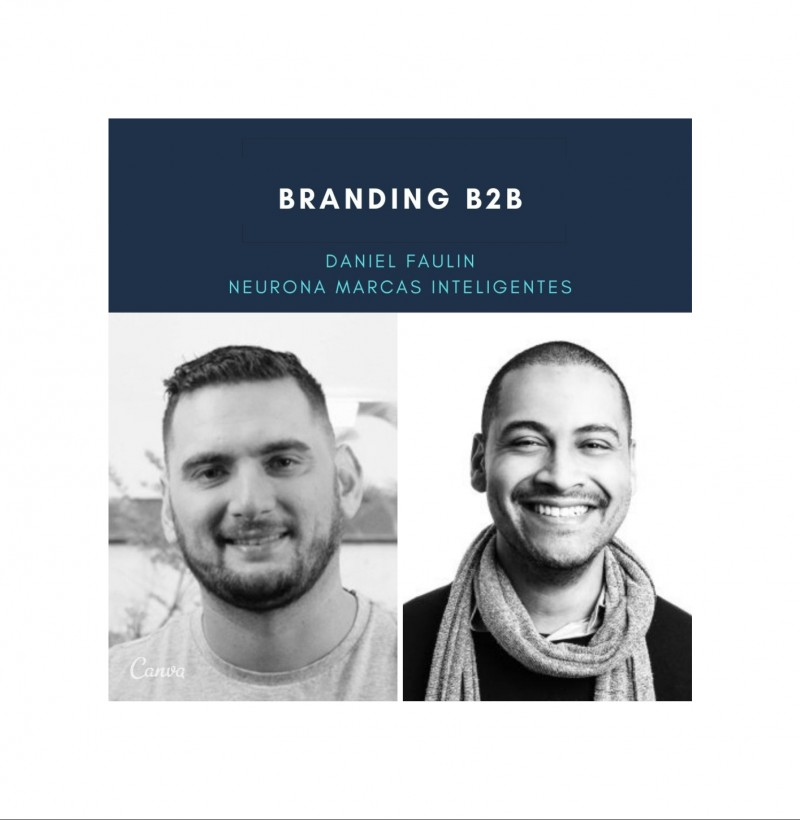 Maratona - conceito de marca live # 11 Branding B2B com Daniel Faulin