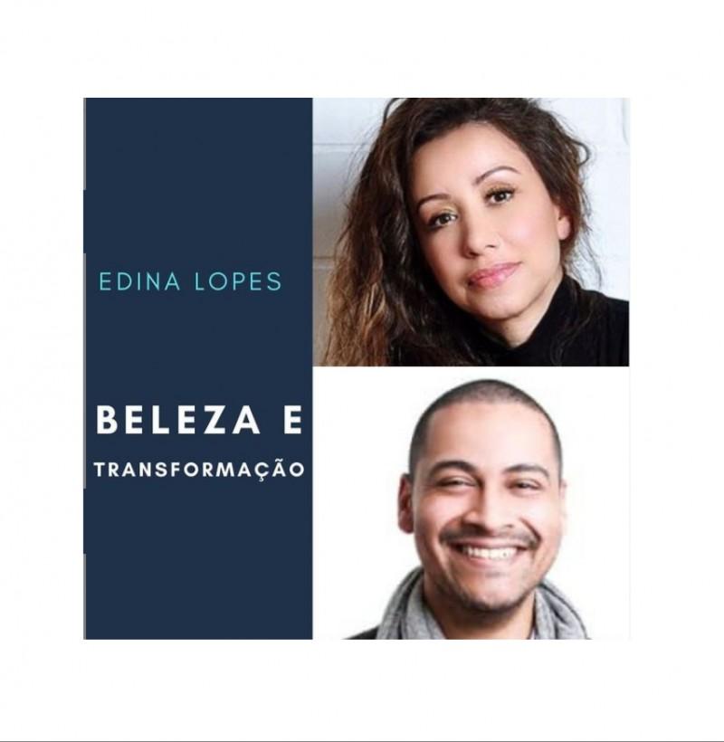 Maratona - conceito de marca live #14 beleza e transformação com Edina Lopes