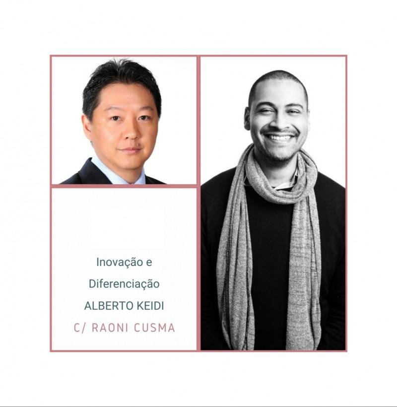 Maratona - Conceito de marca live #5 Inovação e diferencial com Alberto Keidi