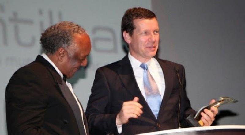 "Nicolas Fischer, CEO da Coty discute ""Cultura organizacional na perspectiva dos CEOs"""