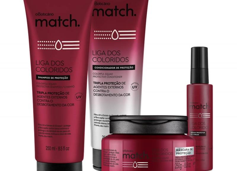 O Boticário traz novidade para durabilidade na cor de cabelos tingidos