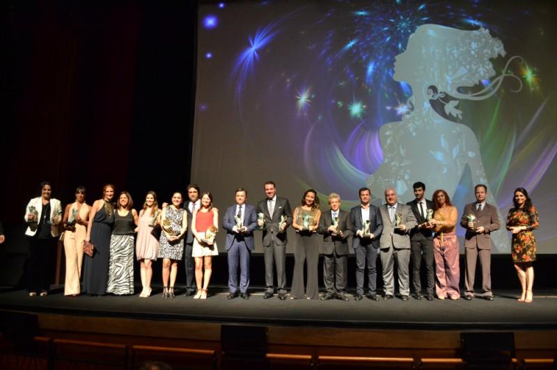 PAC 2015: Os vencedores do 23º Prêmio Atualidade Cosmética