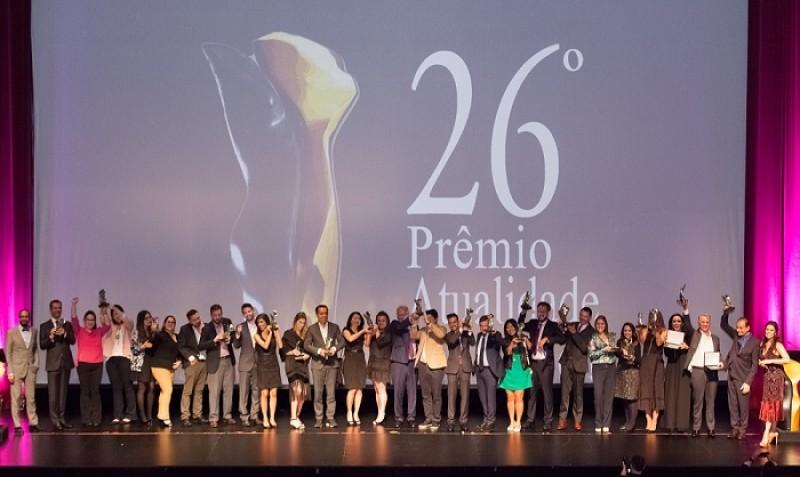 PAC 2018: Noite de gala e muita emoção marcam entrega do 26º Prêmio Atualidade Cosmética