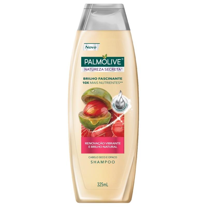 Palmolive lança shampoo e condicionador para sua linha Natureza Secreta