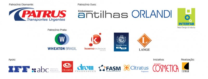 Perfil dos finalistas da categoria Empresa - Revelação do 23º Prêmio Atualidade Cosmética/Patrus