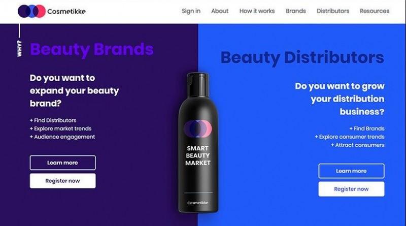 Plataforma Cosmetikke vai conectar marcas a distribuidores de cosméticos ao redor do mundo