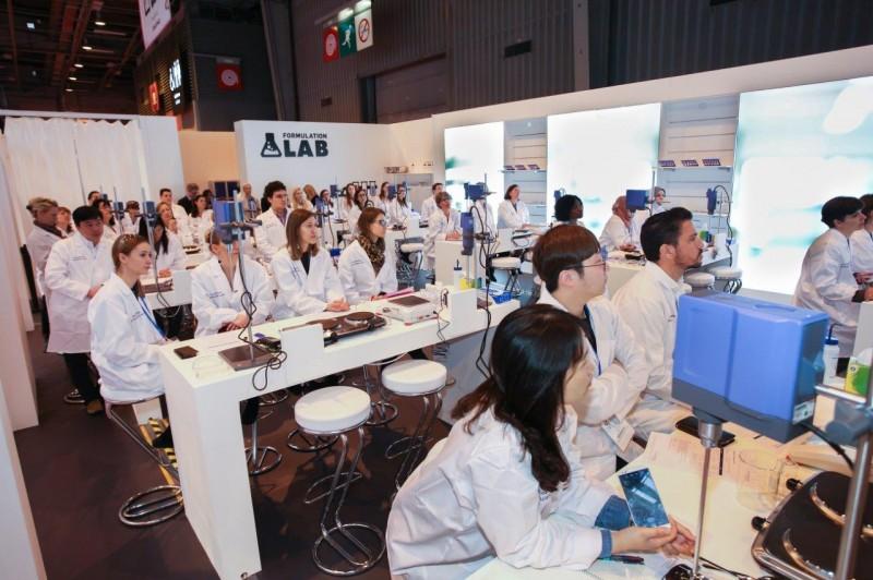 Produtos serão formulados e testados, ao vivo, no espaço Formulation Lab durante a in-cosmetics Latin America