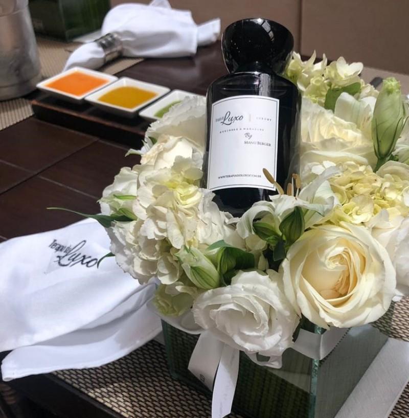 Robertet lança perfume produzido em parceria e comemorando o aniversário do blog Terapia de Luxo