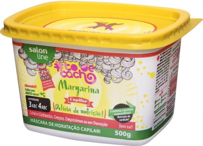 Salon Line lança Margarina Cosmética