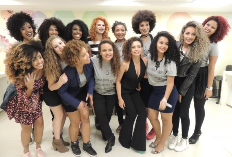 Segunda edição do Be Curly reuniu mais de 100 participantes em São Paulo